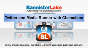 Media Runner with Chameleon