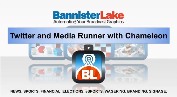 Media Runner with Chameleon